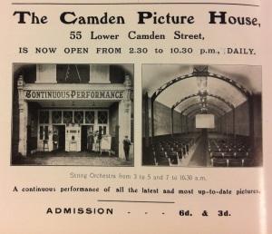 Camden PH Irish Life Dec 1912