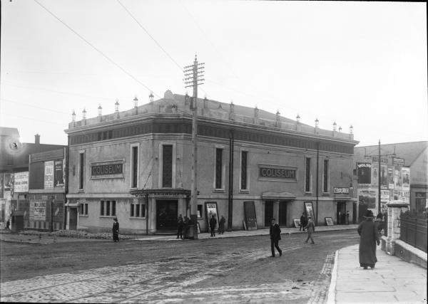 Coliseum Opening 1913