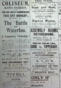 Cork v Tipp CE 22 Sep 1913