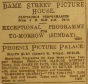 Dame Phoenix Sunday 1913