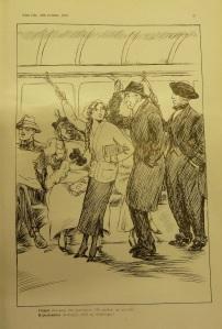 Oct 24 1913 IL Flapper Cartoon