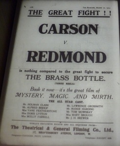 Carson v Redmond