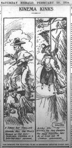 Evening Herald, 28 Feb. 1914: 6.