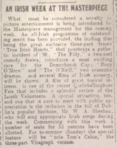 Evening Telegraph 28 Nov. 1914: 6.