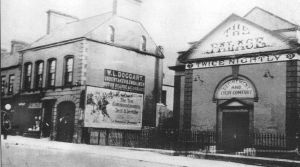 1The Palace, Frances Street, Newtownards whowing Cecil B. DeMille's The Ten Commandments (1923). http://www.newtownards.info/frances-st.htm