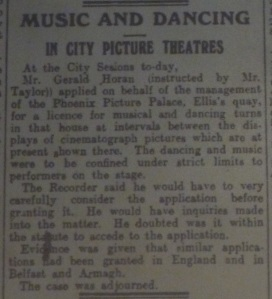 Evening Telegraph 19 Oct. 1914: 4