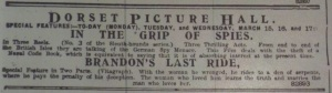 Evening Telegraph 15 Mar. 1915: 2.