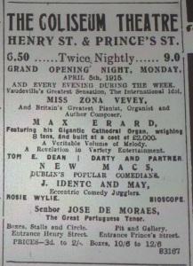 Evening Telegraph 3 Apr. 1915: 1.