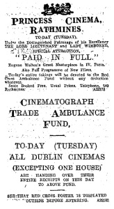 Princess Ambulance Fund FJ 23 Nov 1915p4