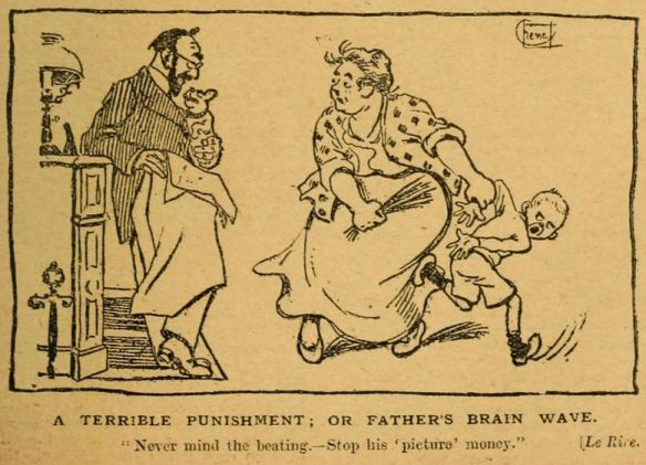 Punishment cartoon 6 Nov 1915p154