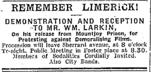 Larkin Prison II 4 Jan 1916p4