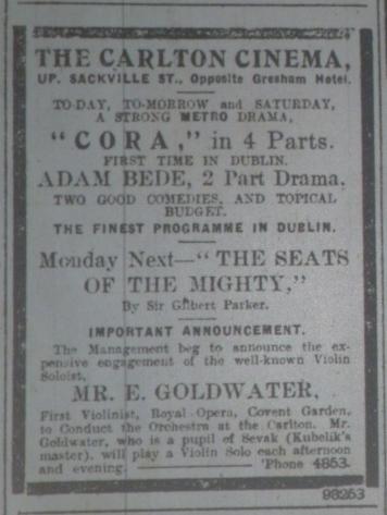 Evening Telegraph 16 Mar. 1916: 4.