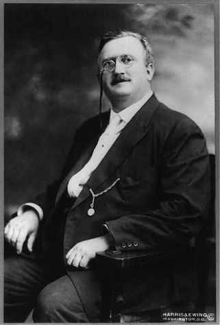 Irish-American James Mark Sullivan, who co-founded the Film Company of Ireland in March 1916. https://www.loc.gov/item/2002706157/