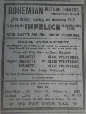 Dublin Evening Mail 10 Jun. 1916: 2.