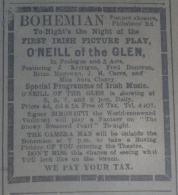 O'Neil Boh 7 Aug 1916