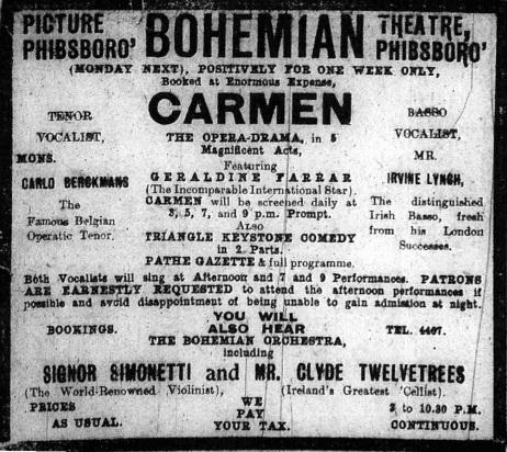 Dublin Evening Mail 26 Aug. 1916: 2.