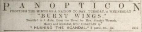 Belfast News-Letter 15 Aug. 1916: 1.