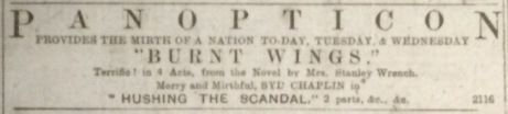Belfast News-Letter 15 Aug. 1916: 1.