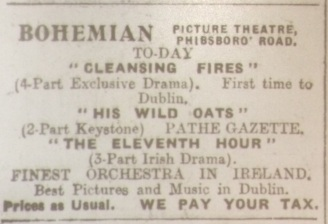 Boh Cleansing Fires ET 15 Mar 1917