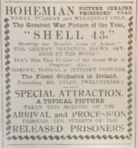 Boh Release Prisoners 13 Jun 18 1917 DEM