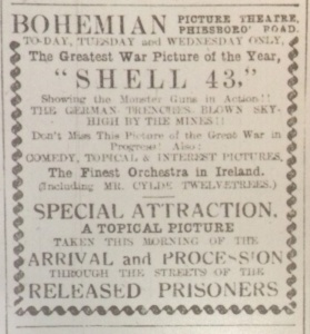Boh Release Prisoners 13 Jun 18 1917 DEM