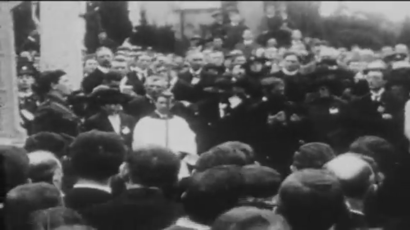 Collins Funeral of Thomas Ashe