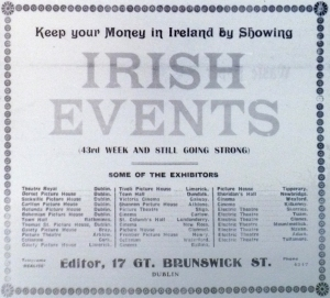 May 1918 IL Irish Events ad CU