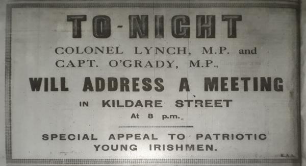Aug 24 1918 DEM Lynch O'Grady